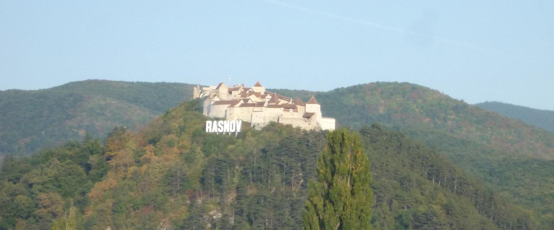 Cetatea Râșnov