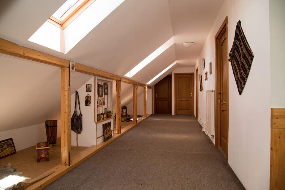 Guest house hall